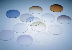 Линзы из пластика (полимерные)