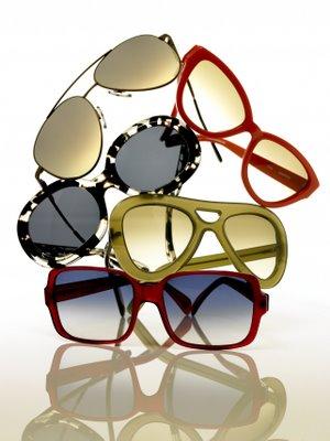 Разновидности солнцезащитных очков